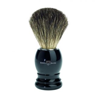 Imitation Ebony Shaving Brush (Pure Badger)