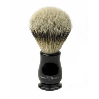 Chatsworth Imitation Ebony Super Badger Shaving Brush