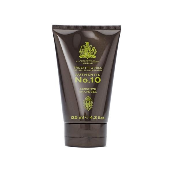 Authentic No. 10 Sensitive Shaving Gel